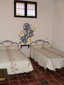 Casa Rural Los Lirios 1