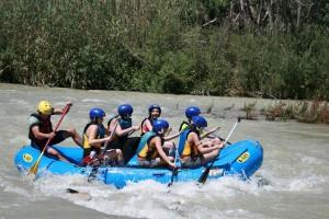 rafting Otras Actividades